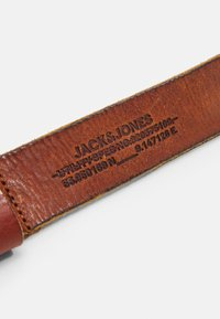Jack & Jones - JACGRANT BELT - Belt - cognac - 2