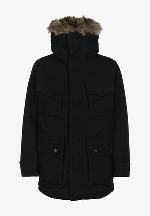 REIDAR  - Winter coat - black
