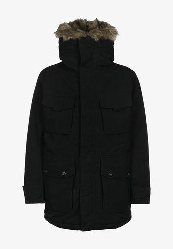 REIDAR  - Winter coat - black