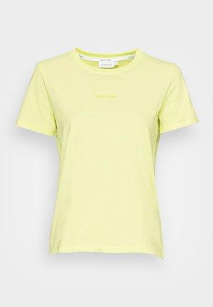 MINI CALVIN KLEIN  - Basic T-shirt - green