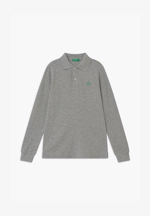 BASIC BOY - Polo shirt - grey