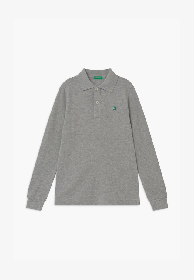 BASIC BOY - Polo shirt - grey