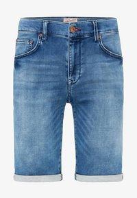 Petrol Industries - Denim shorts - light-blue - 4
