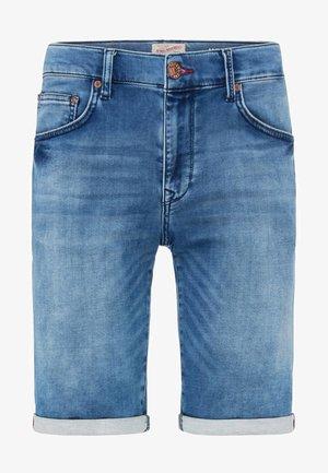 Shorts di jeans - light-blue