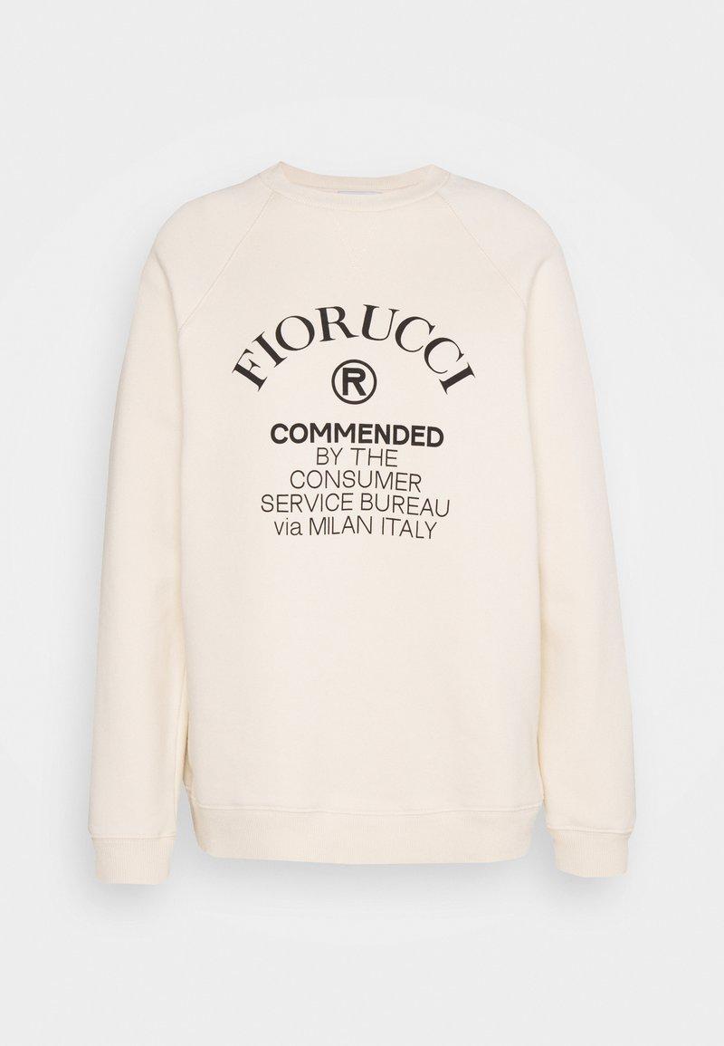 Fiorucci - COMMENDED - Felpa - cream