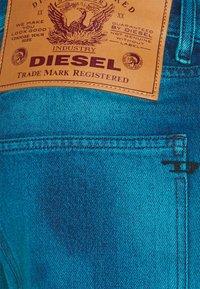 Diesel - D-KRAS-X-SP6 - Slim fit jeans - blue - 2