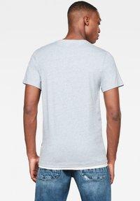 G-Star - BASE-S - Basic T-shirt - thermen htr - 1