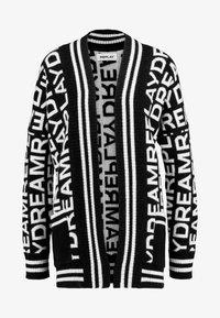 Replay - Cardigan - black/white - 3