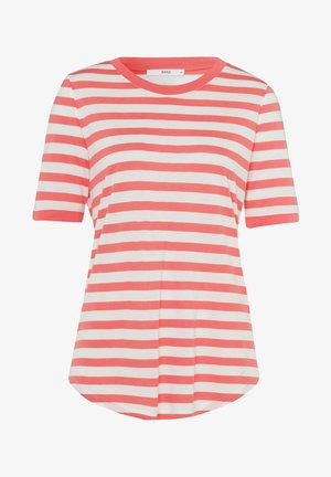 STYLE COLETTE - T-shirts print - coral