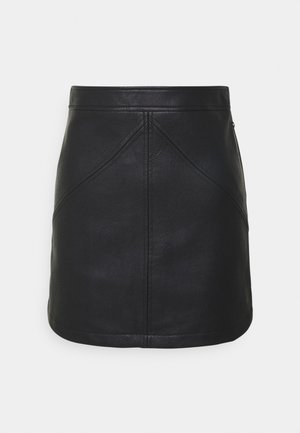 TATI - Mini skirts  - black