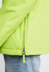 Napapijri - RAINFOREST WINTER - Windbreakers - yellow lime - 5