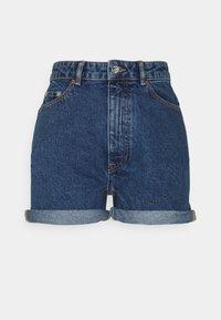 ONLY Tall - ONLBAY LIFE MOM - Shorts di jeans - medium blue denim - 0