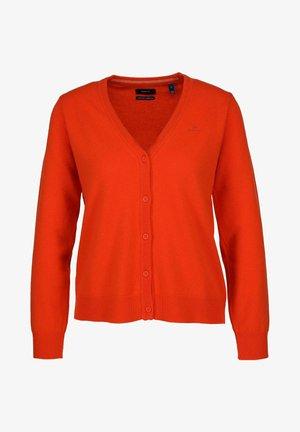SUPERFINE  - Cardigan - orange