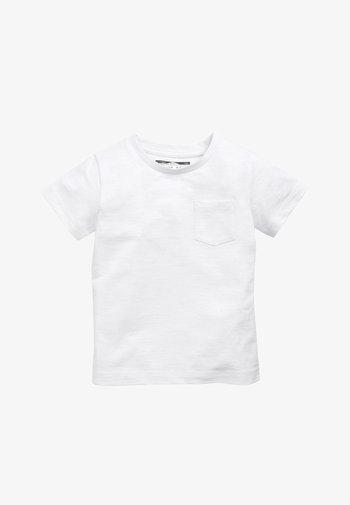 SHORT SLEEVE - Basic T-shirt - white