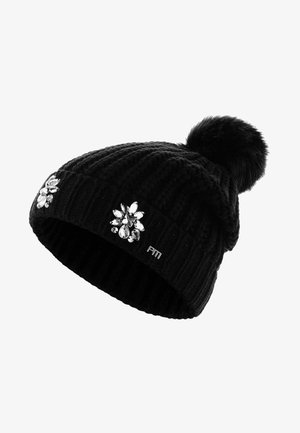 MALESCO - Bonnet - black