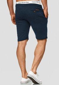 INDICODE JEANS - ALDRICH - Shorts - navy - 1