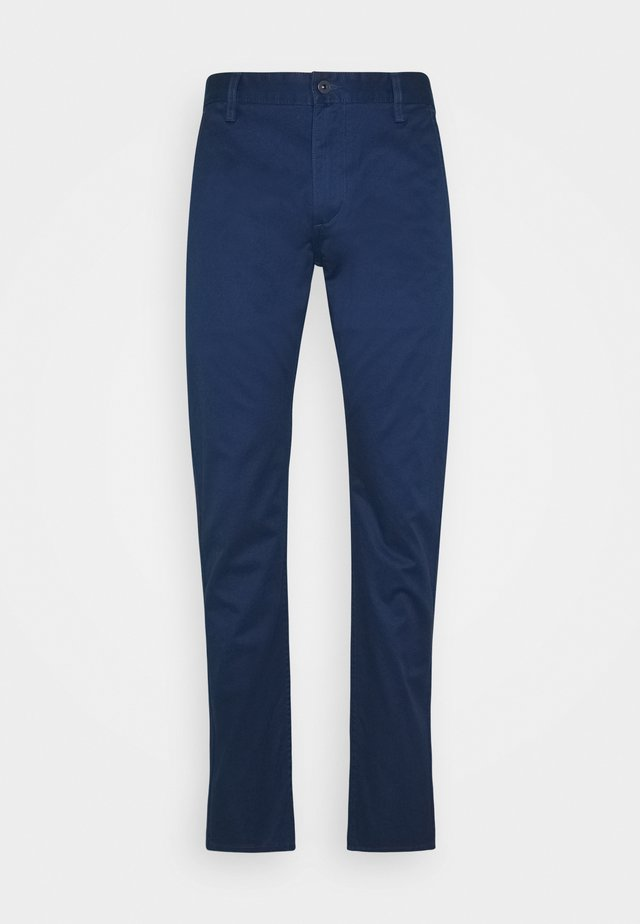 ALPHA ORIGINAL  - Pantalones chinos - estate blue