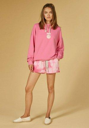 Spodnie treningowe - candy pink