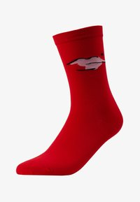 Lulu Guinness - BEAUTY SPOT SOCKS - Socks - red - 1