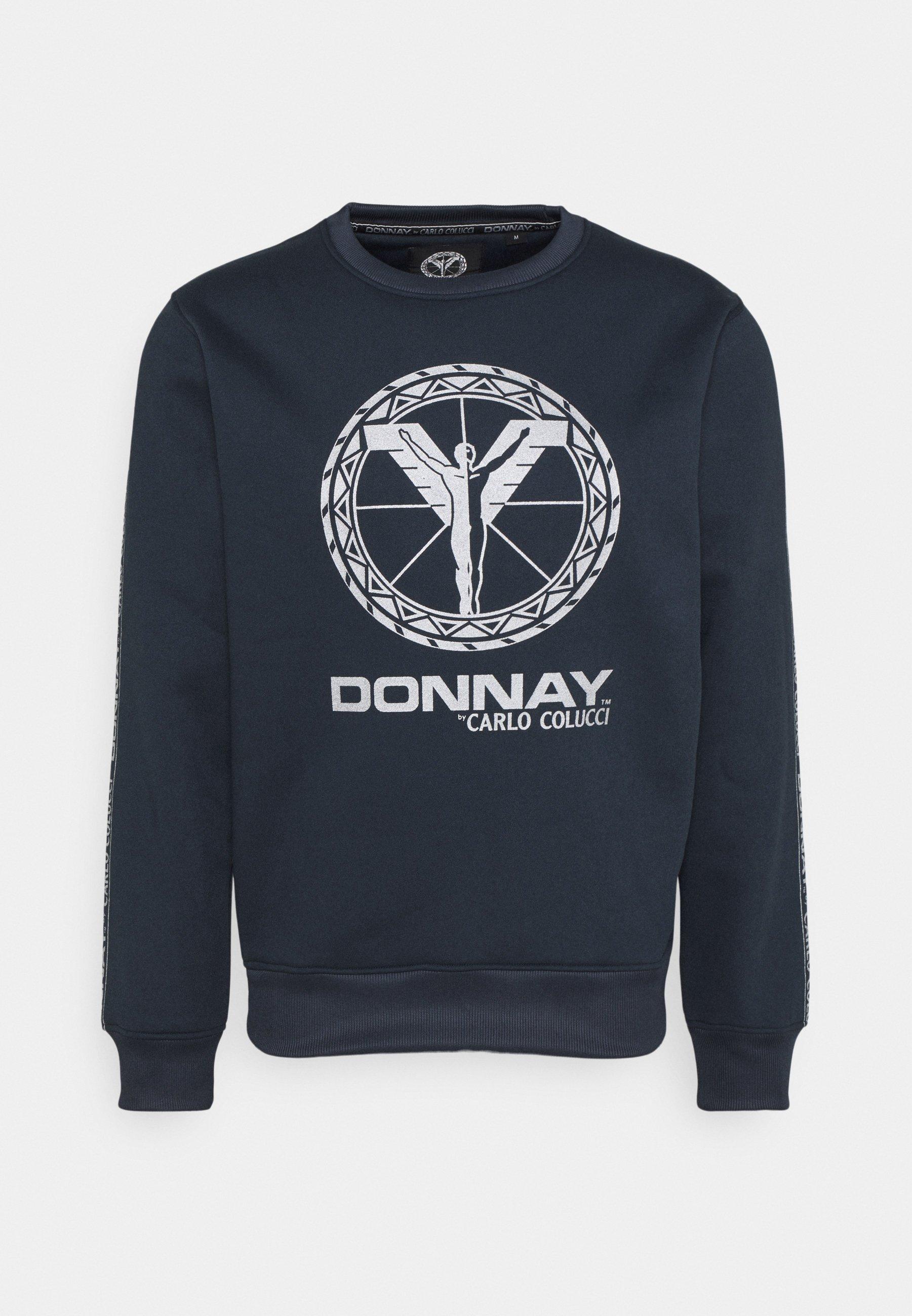 Men DONNAY X CARLO COLUCCI - Sweatshirt