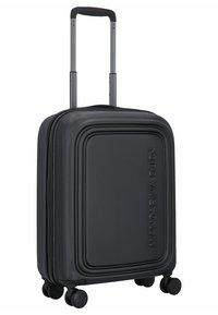 Mandarina Duck - LOGODUCK - Wheeled suitcase - black - 3