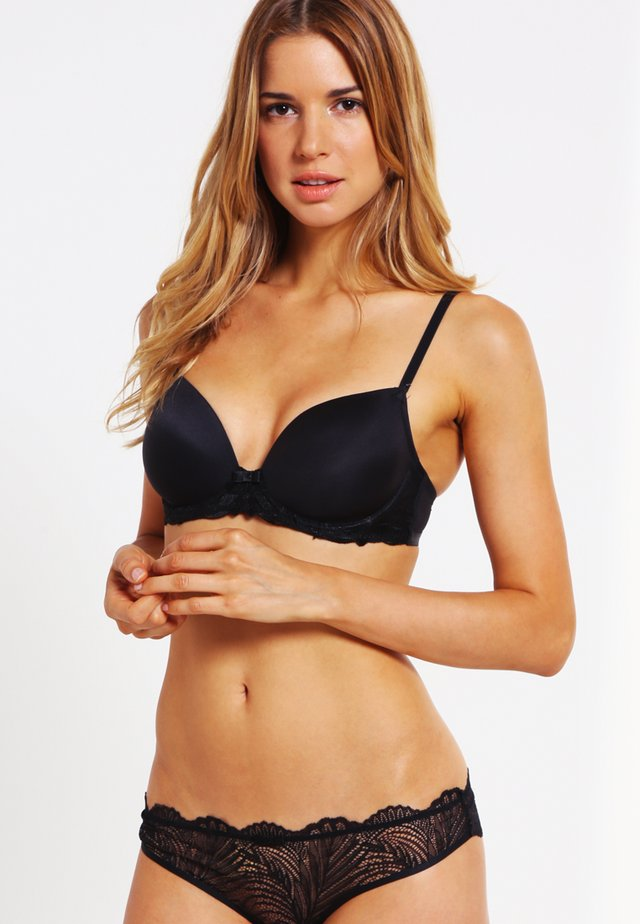 SPOTLIGHT - Underwired bra - black