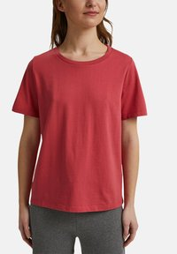 edc by Esprit - Basic T-shirt - red - 4