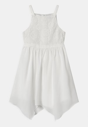 GIRLS - Cocktailjurk - white