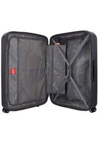 Hardware - Wheeled suitcase - steel grey - 4