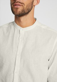 Solid - CHINA - Shirt - bleached sand - 5