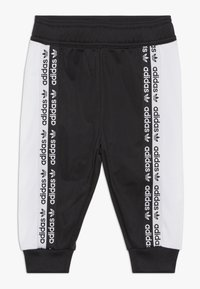 adidas Originals - TRACKSUIT - Veste de survêtement - black/white - 2