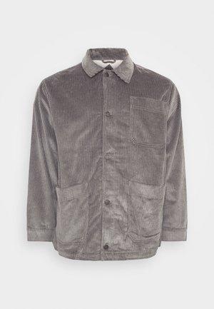 JPRBLUSTANLEY JACKET - Summer jacket - charcoal gray