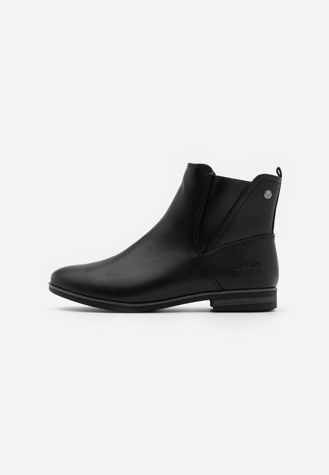 WOMS BOOTS - Ankle boots - black