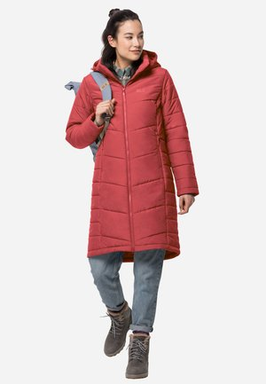 NORTH YORK  - Winter coat - coral red