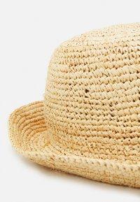 Polo Ralph Lauren - CROCHET CLOCH - Hatt - natural - 3