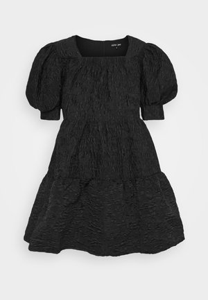 JUNIOR MISS CONFETTI DRESS - Day dress - black