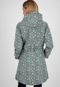 alife & kickin - CHARLOTTEAK - Short coat - slategray - 2