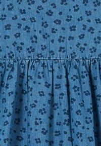 Du Pareil au Même - Denim dress - blue - 3