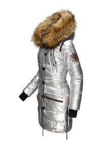 Navahoo - Winter coat - silver - 2
