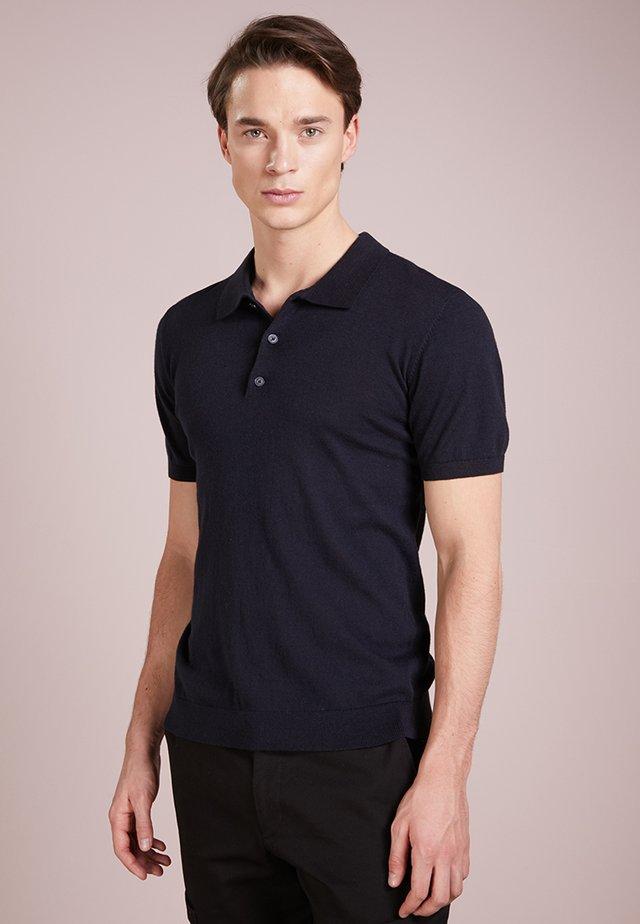GERHARD - Polo shirt - navy