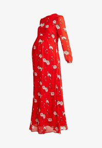 IVY & OAK - MATERNITY DRESS - Maxi dress - lovers red - 4