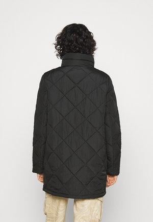 NMLAUDY LONG JACKET - Manteau court - black