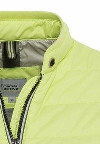 camel active - Winter jacket - lime - 7