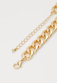 Urban Classics - LION NECKLACE - Collana - gold-coloured - 1