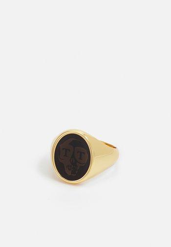 ROBERT - Ring - gold-coloured