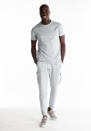 Basic T-shirt - droplet grey