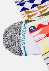 Stance - WARRIOR  - Calcetines - white/multi-coloured - 1