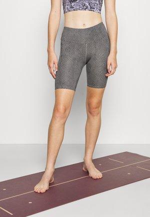 BIKER VIPER - Legging - silver