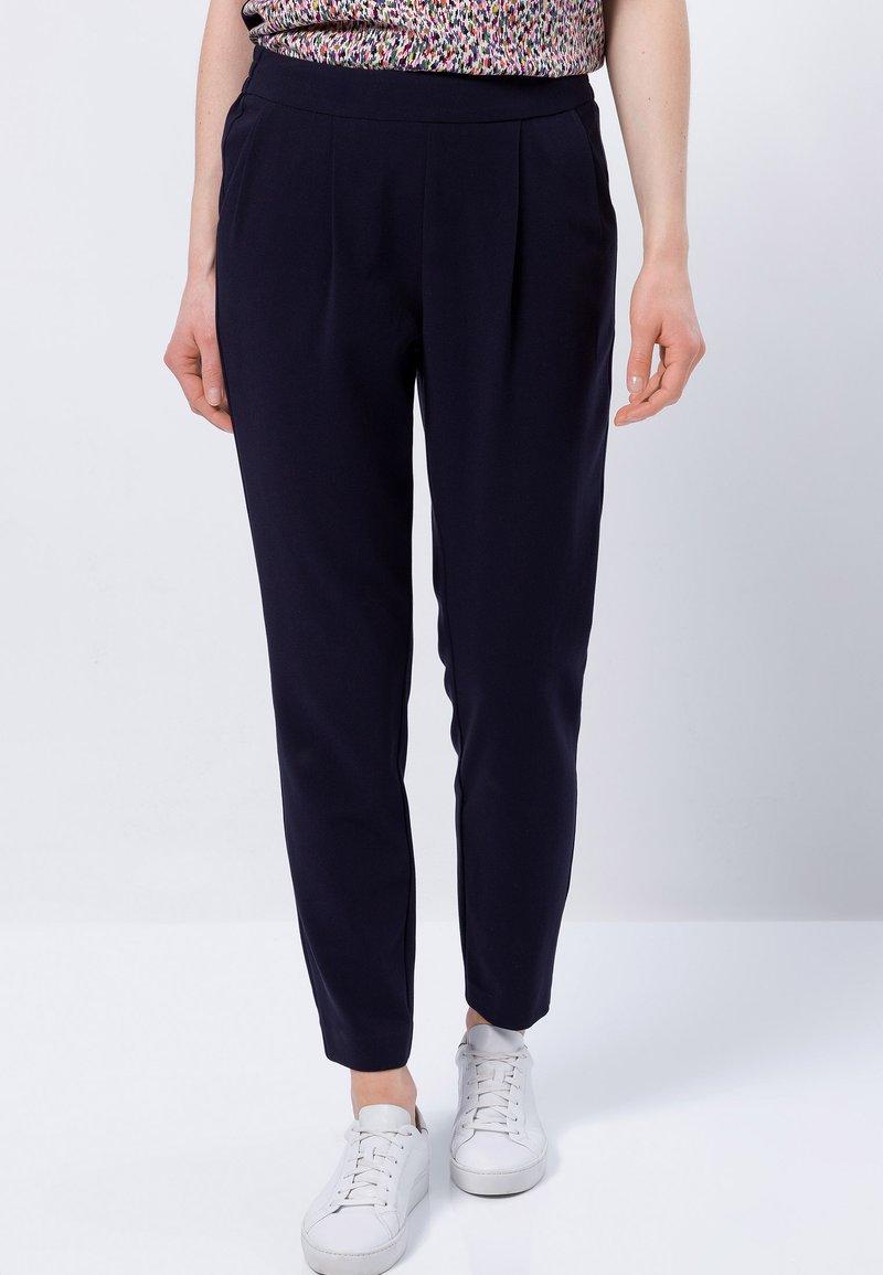 zero - Trousers - dark blue