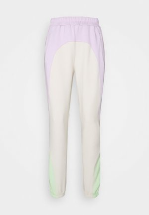 ONLYARA PANTS - Tracksuit bottoms - pumice stone/orchid bloom